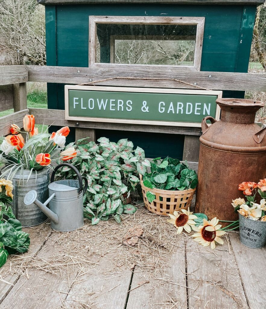 Flower & Garden Truck